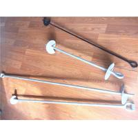 Quality Galvanized Welded Eyelet Helical Anchors For Agricultural Anti Hail System for sale