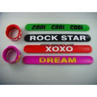 China Wholesale Color ful  Silicone Stylus Touch Pen Silicone Slap Bracelet Band wholesale