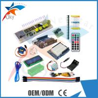 China UNO Starter Kit Detail manua starter kit for Arduino with UNO R3 / 1602 LCD on sale