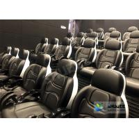 China Electronic System Decoration 5d Cinema Equipment CPU Control / 5d Movie Theater wholesale