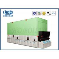 China YLW Coal Fired Horizontal Thermal Oil Boiler SGS Certification Low Pollution Emission wholesale