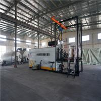China Double Heating Bitumen Drum Decanter Container Loading With Electric Hoist Drum Lifting wholesale