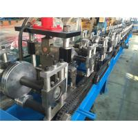 China Wall Panel Roll Forming Machine , Sheet Metal Forming Machines For House Building wholesale