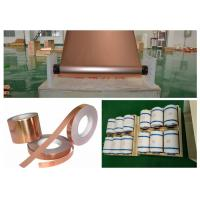 China 8um Battery Ultra Thin Copper Foil High Flexibility / Extensibility wholesale