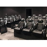 China Luxury Mition 5D Flight Simulator Cinema In Saudi Arabia / 5D Cinema Seats wholesale