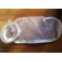 Quality PPS Nomex / PA / Nylon filter mesh washable dust collector filter bags for sale