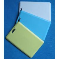 China Dual Frequency RFID Card Active RFID Card 2.45GHz and Mifare(14443A) HF on sale