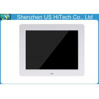 China IR Remote Control Multi - Media LCD Digital Photo Frame With Music / Movie Player wholesale