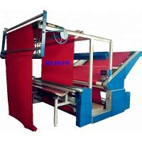 China Open Width Knitted Fabric Inspection Machine 3600*3000*2000mm With Tension Control wholesale