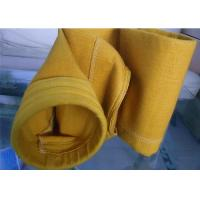 Quality Dust Collector Nonwoven Polyimide / P84 Filter Fabric for Thermal Power Industry for sale