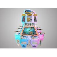 China Promotional Fish Hunter Arcade Machine Acrylic Shell For Family Entertainment Center wholesale