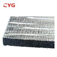 China Waterproof Low Density Xlpe HVAC Insulation Foam Fire Retardant 100% Closed Cell wholesale