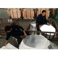 China Personalized 5000 Series Aluminum Discs Blank For Hydrogen Peroxide Containers wholesale