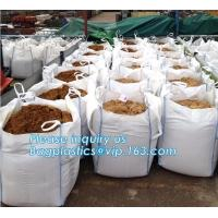 China woven pp big bulk bag FIBC polypropylene bags,supply pp woven fibc bulk bag big bag for 500kg jumbo bag sling fibc, limi on sale
