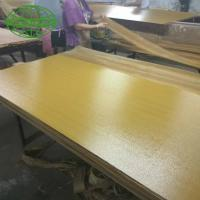 China Beautiful Veneer plywood/Fancy plywood for Furniture  from Greentrend on sale