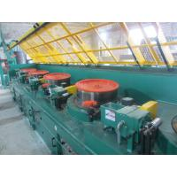 China 0.7mm Carbon Steel Wire Straight Wire Drawing Machine , High Efficient Wire Processing Machine wholesale