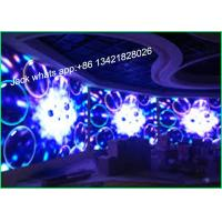 Buy cheap Shining P6 Full Color Stage LED Screen Rental LED Video Wall for Indoor Display from wholesalers