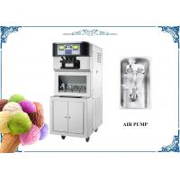 China Biggest Capacity Frozen Yogurt Ice Cream Machine Maker For Self Serve Yogurt Store on sale