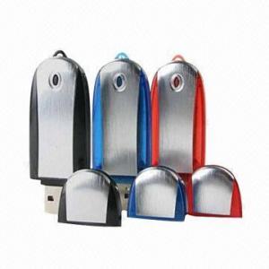 China Thumb Drives, 5-year Warranty, 1 to 256GB USB Key Storage Capacity wholesale