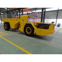 China 112 Kw Motor Low Profile Dump Trucks Rt - 10  10000kg Rated Load on sale