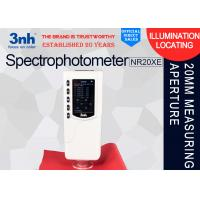 China NR20XE Color Matching Spectrophotometer for Surface Stripe / Wet Products Beef Mutton Testing wholesale