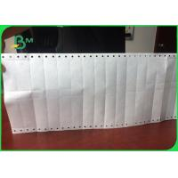 China Self Adhesive Tyvek Paper Customized 1025D For Barcode Label Printing wholesale