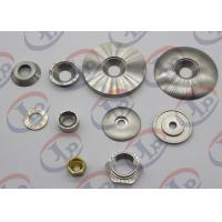 China Brass CNC Turned Parts , Small Nuts And Washers With Different Types wholesale