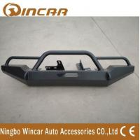 China 4wd Spare Part Toyota Land Cruiser Bull Bar For FJ40 Front And Rear Bumper wholesale