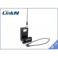 Buy cheap ISM brand Digtal Microwave wireless video and audio transmitter and receiver from wholesalers