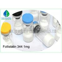 Buy cheap Injectable Follistatin344 Lyophilized Powder Growth Hormone Peptides For from wholesalers