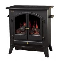 China Big MDF Freestanding Electric Fireplace Heater log stove ND-201 Flame Indoor Heater wholesale