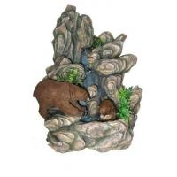 China Polyresin Animal Fountain on sale