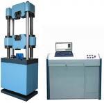 China High Performance Electro-hydraulic Servo Tensile Machine wholesale