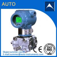 China AT3051 Differential Pressure Transmitter with 0.075% accuracy Made In China wholesale