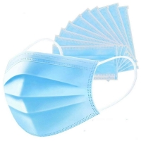 China Anti Virus ASTM Disposable 3 Layer Individual Mask wholesale