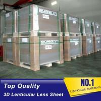China Chinese OK3D Widely-used Plastic PS/PET Material 75/100/161 Lpi 3D Film Lenticular Lens Sheet wholesale