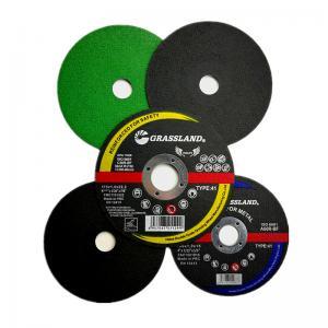 China Masonry / Stone Metal 115 X 2.5 X 22.2 Mm 4.5 Inch Cut Off Wheel wholesale