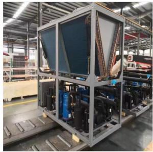 China 19.5KW Hybrid Air Source Heat Pump Dormitories CommercialGeothermalHeatPump wholesale