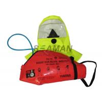 China EC / MED 15 Min Air Compressed Air Breathing Apparatus Emergency Escape Breathing Device - EEBD wholesale