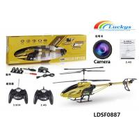 China Large size outdoor camera RC helicopter!2.4G 3.5CH RC heli built-in Gyro and camera wholesale