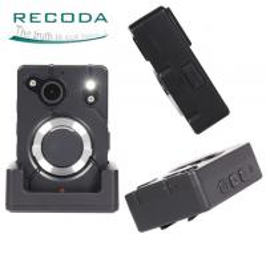 China RECODA True HD Wearable Video Camera 1080P Big Button Recording GPS Tracking wholesale