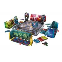 China Adventure Paper Board Games / Structural 3d Board Games With Slots On Boards wholesale