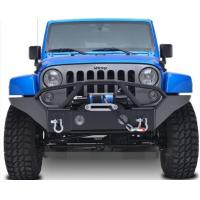 China Front Bumper Guard for Jeep Wrangler wholesale
