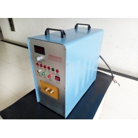 China High Frequency Induction Heat Treatment Furnace For Copper on sale