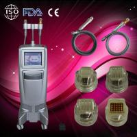 China 100~600ms duration fast thermage cpt microneedle rf thermage equipment for sale wholesale