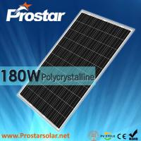 Buy cheap Prostar polycrystalline 170 watt solar panels for solar power plant from wholesalers