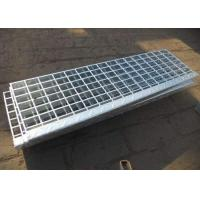 China Customized Size Galvanized Steel Stair Treads ISO9001 CE Certificate wholesale