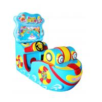 China Professional Interactive Arcade Games Exciting Speed Racing Boat For Cute Kid on sale