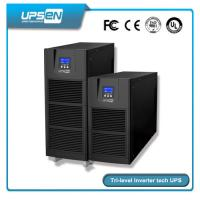 China High Frequency Single Phase 6-20kVA Online UPS with Ce Approve wholesale