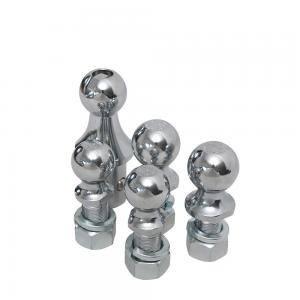 China Chrome Plated Trailer Spare Parts 20T Stainless Steel Trailer Hitch Ball wholesale